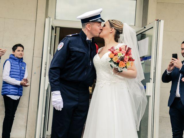 Le mariage de Florian et Amandine à Livry-Gargan, Seine-Saint-Denis 57