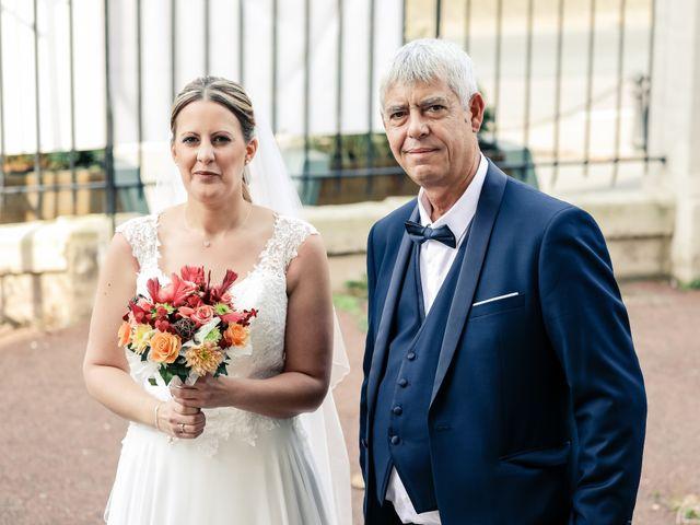 Le mariage de Florian et Amandine à Livry-Gargan, Seine-Saint-Denis 64