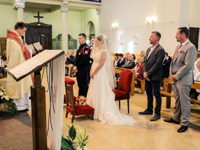 Le mariage de Florian et Amandine à Livry-Gargan, Seine-Saint-Denis 81