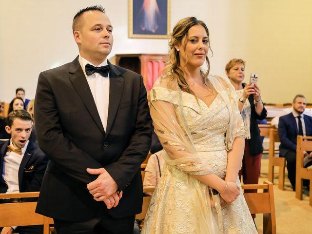 Le mariage de Florian et Amandine à Livry-Gargan, Seine-Saint-Denis 86
