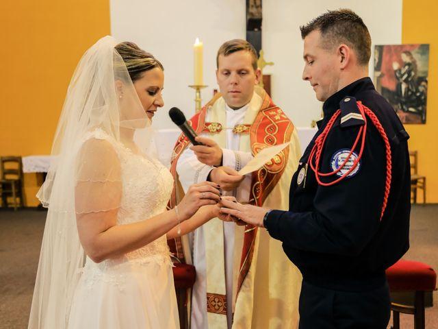 Le mariage de Florian et Amandine à Livry-Gargan, Seine-Saint-Denis 90
