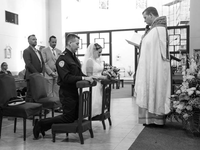Le mariage de Florian et Amandine à Livry-Gargan, Seine-Saint-Denis 91