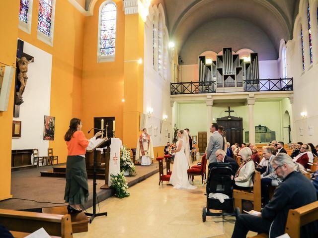 Le mariage de Florian et Amandine à Livry-Gargan, Seine-Saint-Denis 97