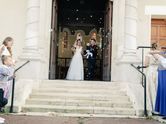 Le mariage de Florian et Amandine à Livry-Gargan, Seine-Saint-Denis 102