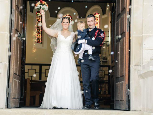 Le mariage de Florian et Amandine à Livry-Gargan, Seine-Saint-Denis 103