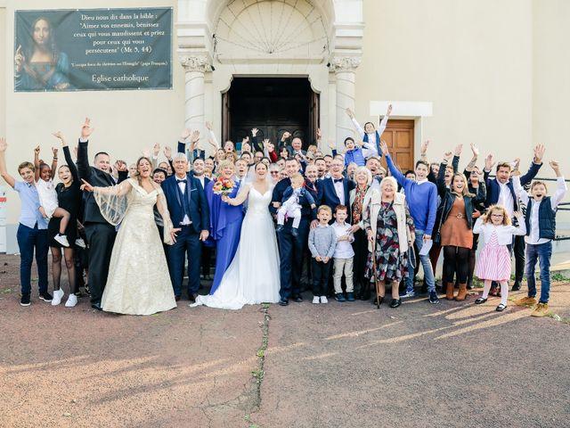 Le mariage de Florian et Amandine à Livry-Gargan, Seine-Saint-Denis 105