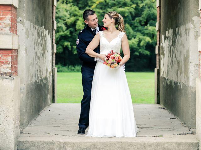 Le mariage de Florian et Amandine à Livry-Gargan, Seine-Saint-Denis 111