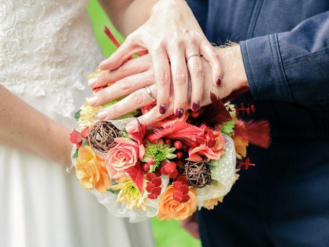 Le mariage de Florian et Amandine à Livry-Gargan, Seine-Saint-Denis 125
