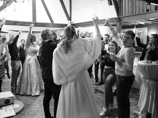 Le mariage de Florian et Amandine à Livry-Gargan, Seine-Saint-Denis 133