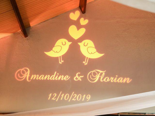 Le mariage de Florian et Amandine à Livry-Gargan, Seine-Saint-Denis 154