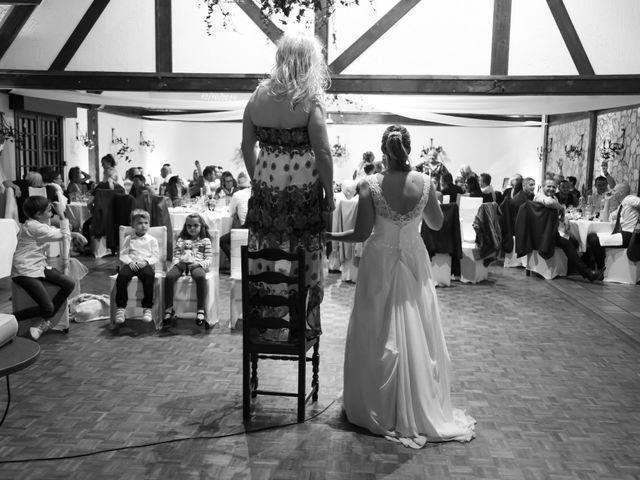 Le mariage de Florian et Amandine à Livry-Gargan, Seine-Saint-Denis 182