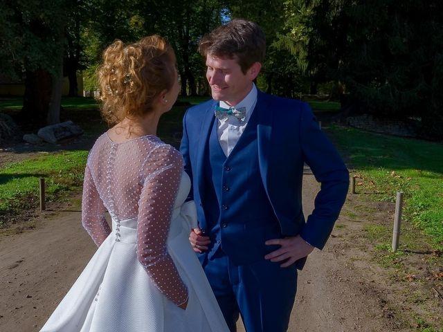 Le mariage de Antoine et Céline à Bannegon, Cher 35