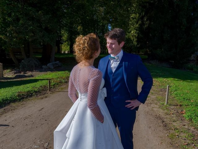 Le mariage de Antoine et Céline à Bannegon, Cher 36