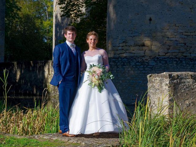 Le mariage de Antoine et Céline à Bannegon, Cher 43