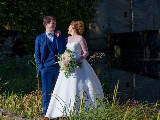 Le mariage de Antoine et Céline à Bannegon, Cher 45