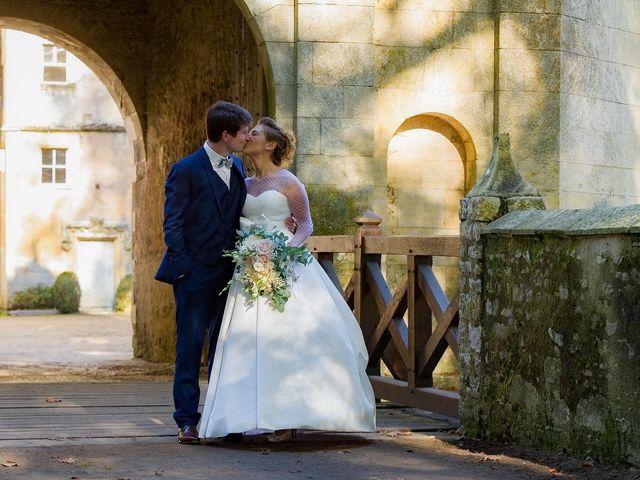 Le mariage de Antoine et Céline à Bannegon, Cher 54