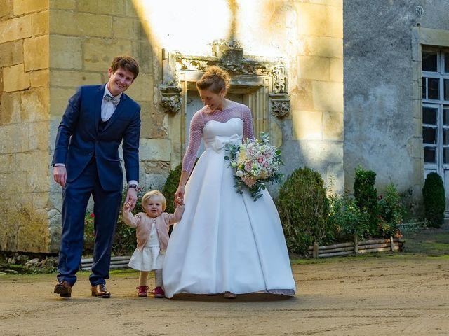 Le mariage de Antoine et Céline à Bannegon, Cher 63