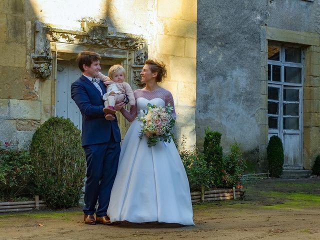 Le mariage de Antoine et Céline à Bannegon, Cher 65