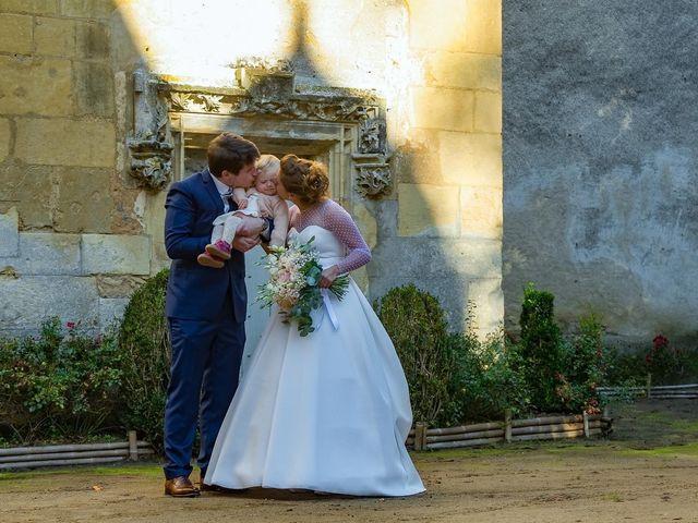 Le mariage de Antoine et Céline à Bannegon, Cher 71