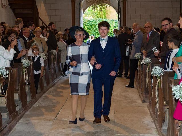 Le mariage de Antoine et Céline à Bannegon, Cher 79