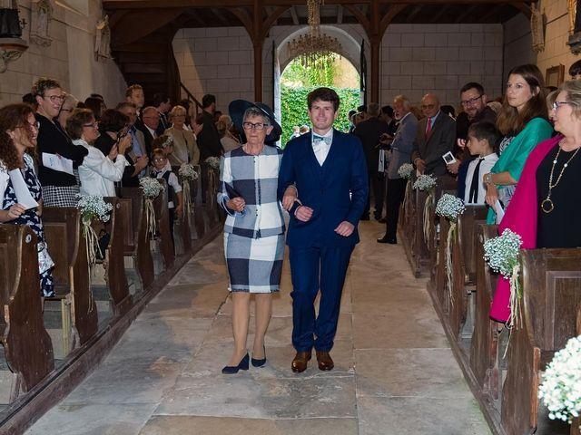 Le mariage de Antoine et Céline à Bannegon, Cher 80