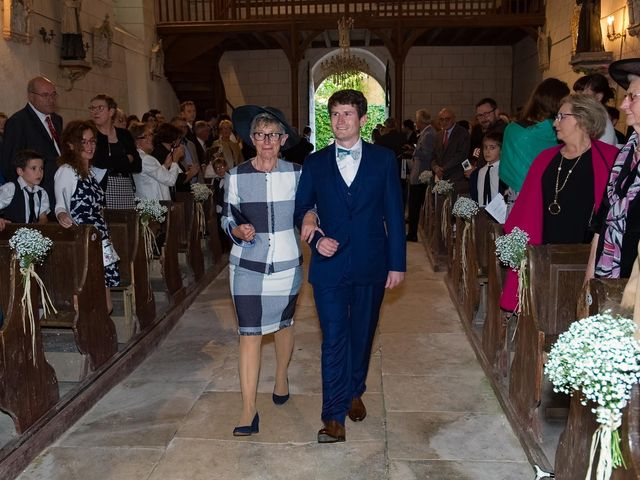 Le mariage de Antoine et Céline à Bannegon, Cher 81