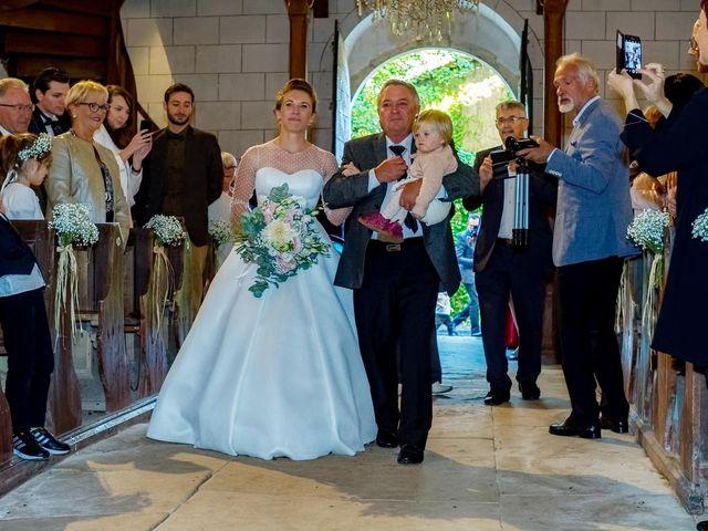 Le mariage de Antoine et Céline à Bannegon, Cher 84