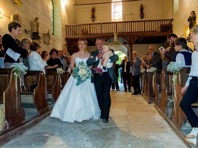 Le mariage de Antoine et Céline à Bannegon, Cher 85