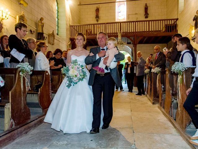 Le mariage de Antoine et Céline à Bannegon, Cher 86