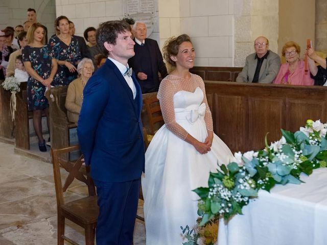 Le mariage de Antoine et Céline à Bannegon, Cher 87