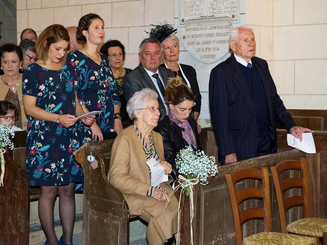 Le mariage de Antoine et Céline à Bannegon, Cher 89