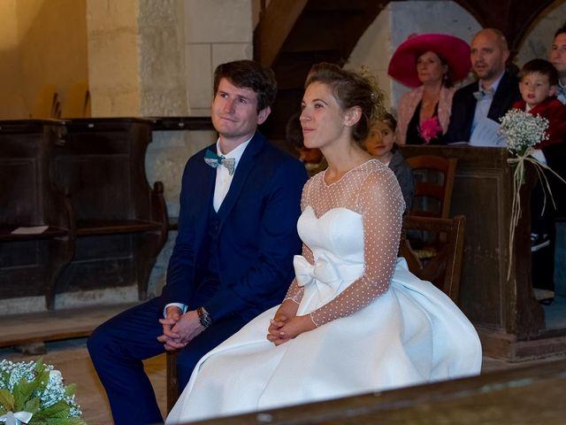 Le mariage de Antoine et Céline à Bannegon, Cher 106