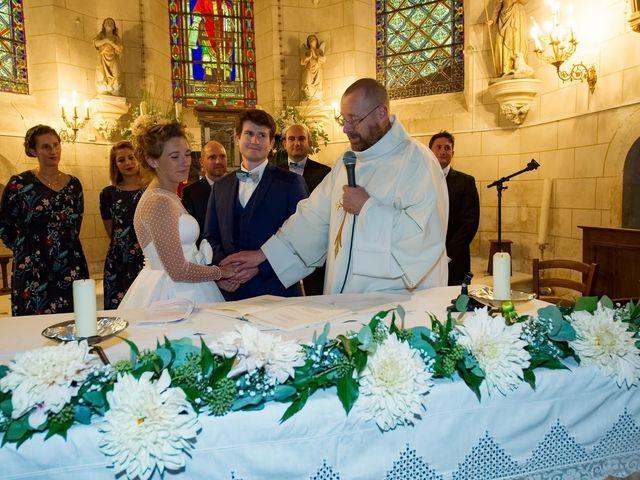 Le mariage de Antoine et Céline à Bannegon, Cher 120