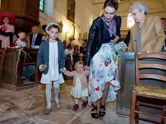 Le mariage de Antoine et Céline à Bannegon, Cher 121