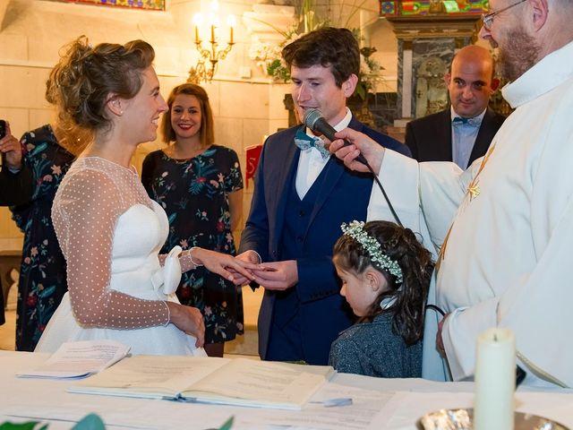 Le mariage de Antoine et Céline à Bannegon, Cher 124