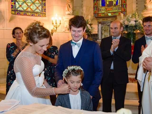 Le mariage de Antoine et Céline à Bannegon, Cher 130