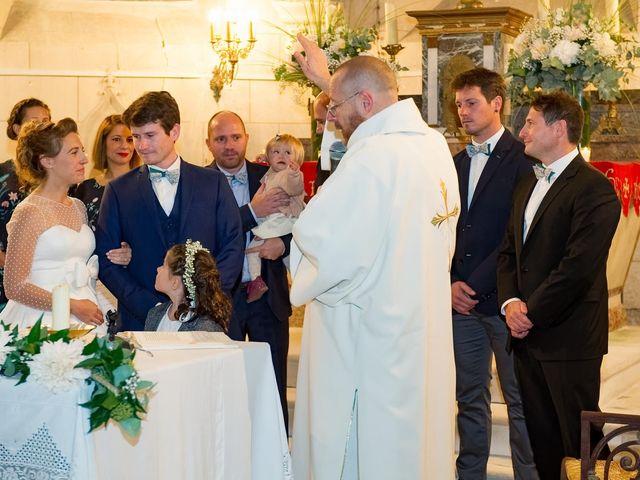 Le mariage de Antoine et Céline à Bannegon, Cher 136