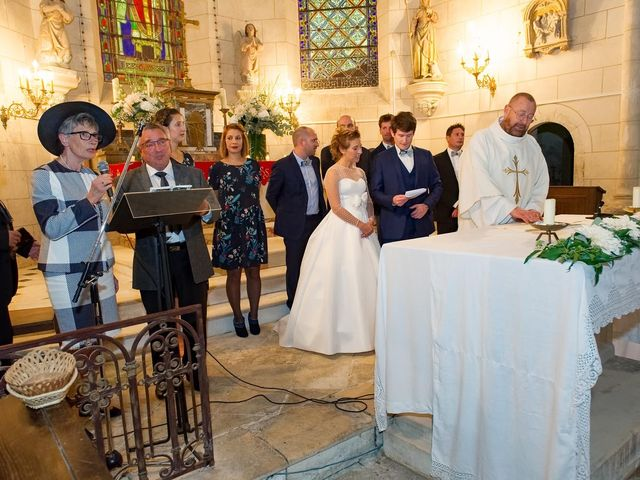 Le mariage de Antoine et Céline à Bannegon, Cher 144