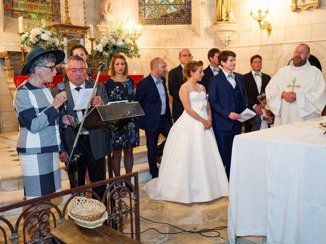 Le mariage de Antoine et Céline à Bannegon, Cher 145