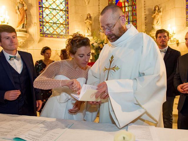 Le mariage de Antoine et Céline à Bannegon, Cher 148