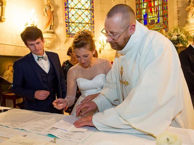 Le mariage de Antoine et Céline à Bannegon, Cher 149