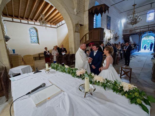 Le mariage de Antoine et Céline à Bannegon, Cher 159