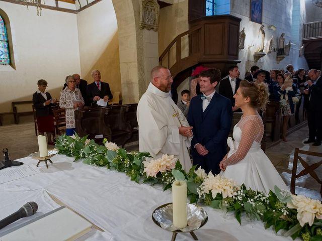 Le mariage de Antoine et Céline à Bannegon, Cher 160