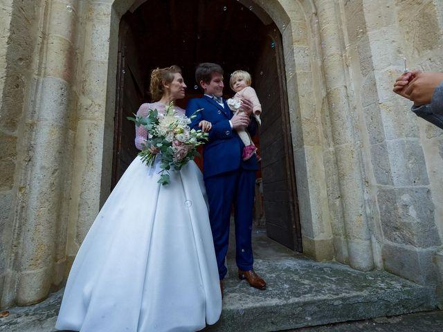 Le mariage de Antoine et Céline à Bannegon, Cher 168