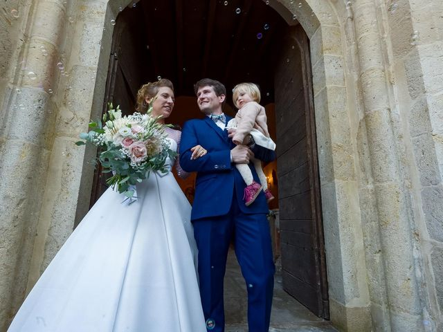 Le mariage de Antoine et Céline à Bannegon, Cher 170
