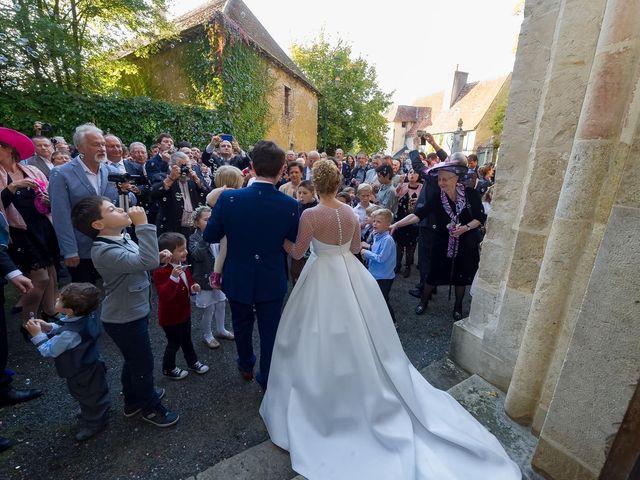 Le mariage de Antoine et Céline à Bannegon, Cher 172