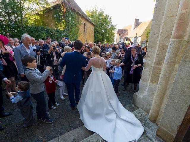 Le mariage de Antoine et Céline à Bannegon, Cher 173
