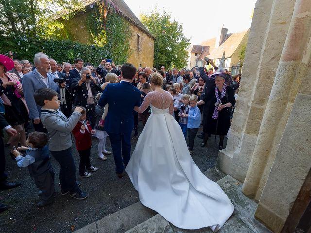 Le mariage de Antoine et Céline à Bannegon, Cher 174