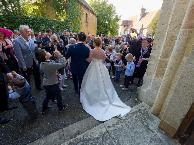 Le mariage de Antoine et Céline à Bannegon, Cher 175