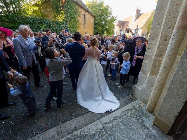 Le mariage de Antoine et Céline à Bannegon, Cher 178